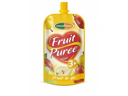 fruit puree hruskove po 120 g 10