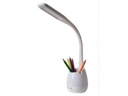 805 lampa led model holder 5 watt biala
