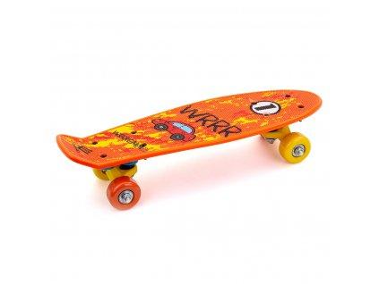 13150 plastovy skateboard enero mini car