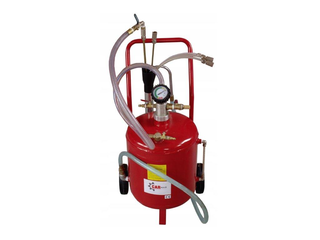 Pneumatická odsávačka oleje 24l