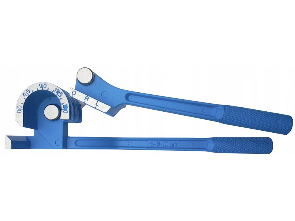Ruční ohýbačka brzdových trubek 6,3 - 10 mm F10211