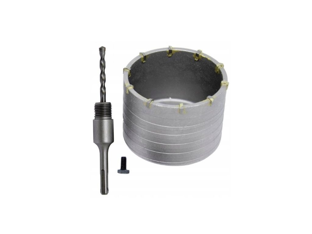 Korunkový vrták 65 mm do betonu SDS PLUS