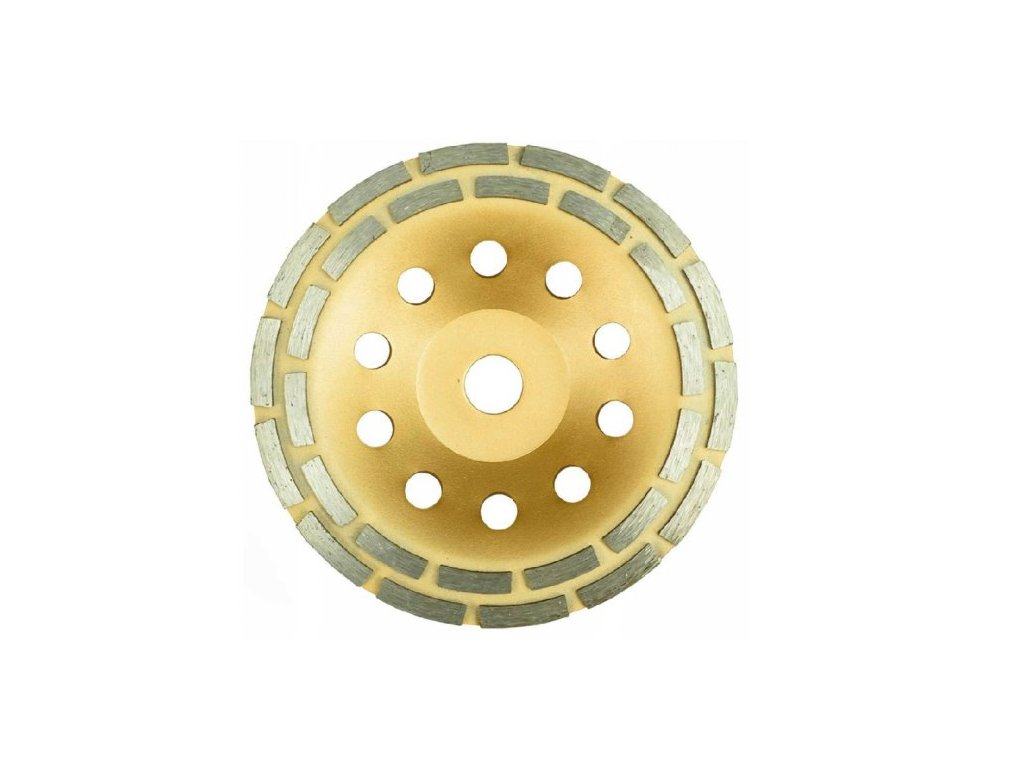 Diamantový brusný kotouč GOLD TURBO 180 x 22,23 mm, V04009A