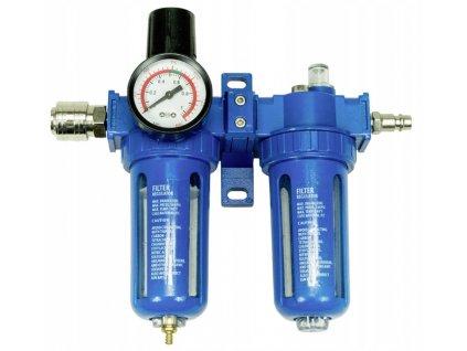 Redukční ventil, olejovač, odlučovač 1/2 V02006