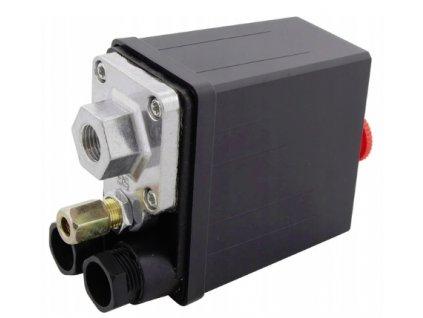 Tlakový kompresorový spínač 230V F03301 FALCON