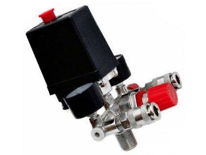 Tlakový kompresorový spínač 230V F03303