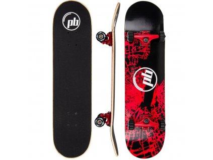 Skateboard dřevěný PB Broken