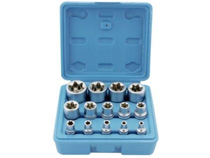 Sada nástrčných klíčů Gola Torx E4 - E24 F08061