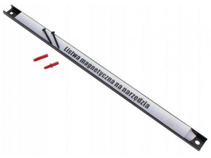 Magnetická lišta 46cm s nosností 15 kg F03031