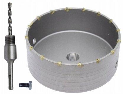 Korunkový vrták 150mm do betonu SDS PLUS V03006