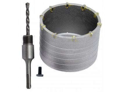 Korunkový vrták 80mm do betonu SDS PLUS V03002