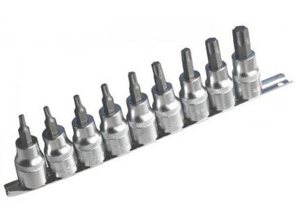 Sada nástrčných klíčů TORX 1/2 9 ks, 954009-1
