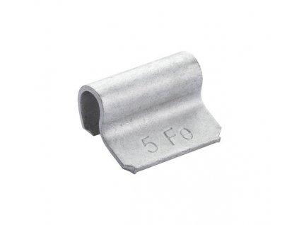 pol pm Ciezarki do felg aluminiowych nabijane FIVESTARS FE ALU 5G 496 2