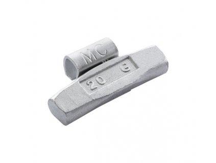 pol pm Ciezarki do felg aluminiowych nabijane FIVESTARS FE ALU 20G 499 2