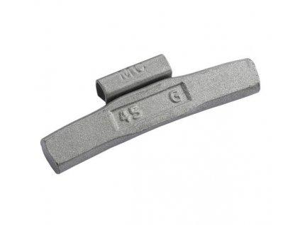 Ocelové závaží pro hliníkové disky Fivestars 45g - 50 ks - 01-00-55