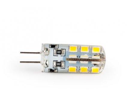 619 g4 24 smd 3 2w ww silicon 230v ciepla