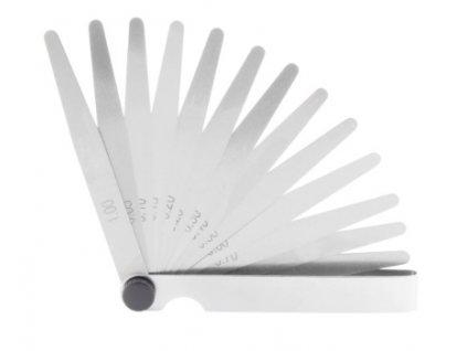 Ventilová (spárová) měrka 0,02-1,0 mm, F03052