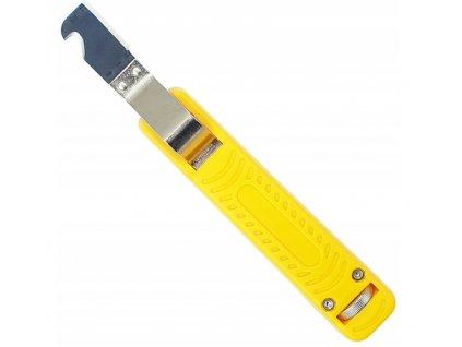 Odizolovací nástroj pro odstranění plášťů kabelů, V07239