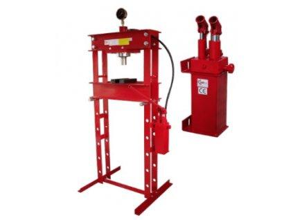 Hydraulický lis 30 t - dvourychlostní pumpa