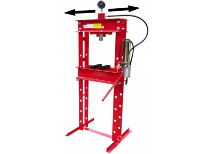 Hydraulický lis 30 t - hydraulicko-pneumatická pumpa