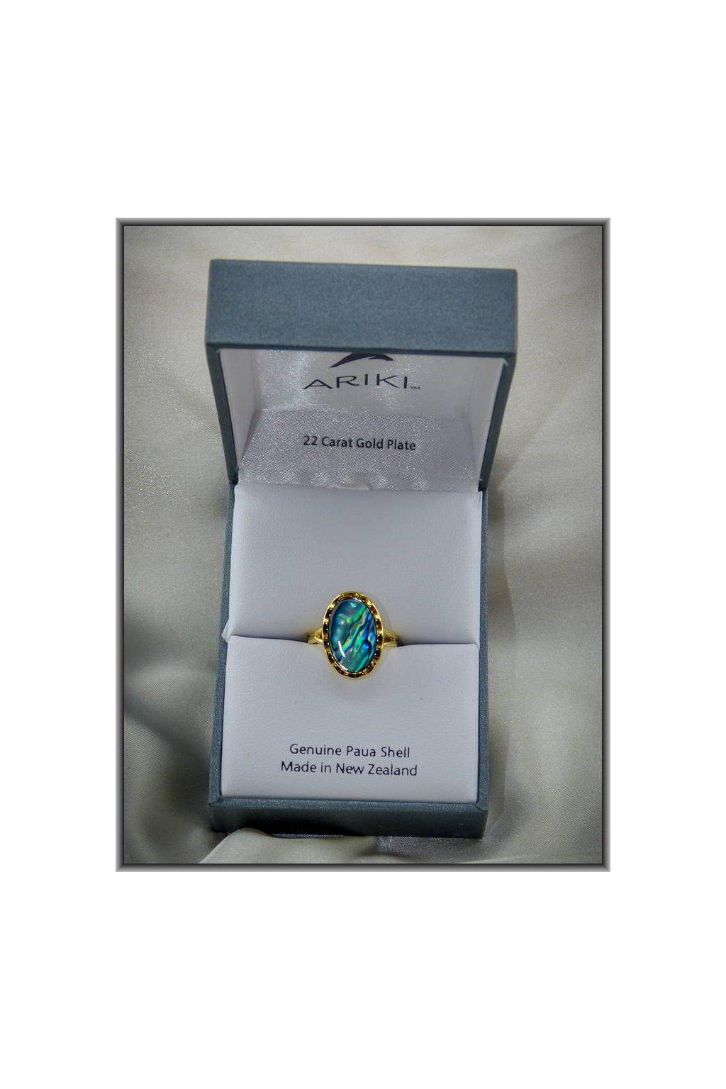 wbgarden ariki prsten GP 910 u