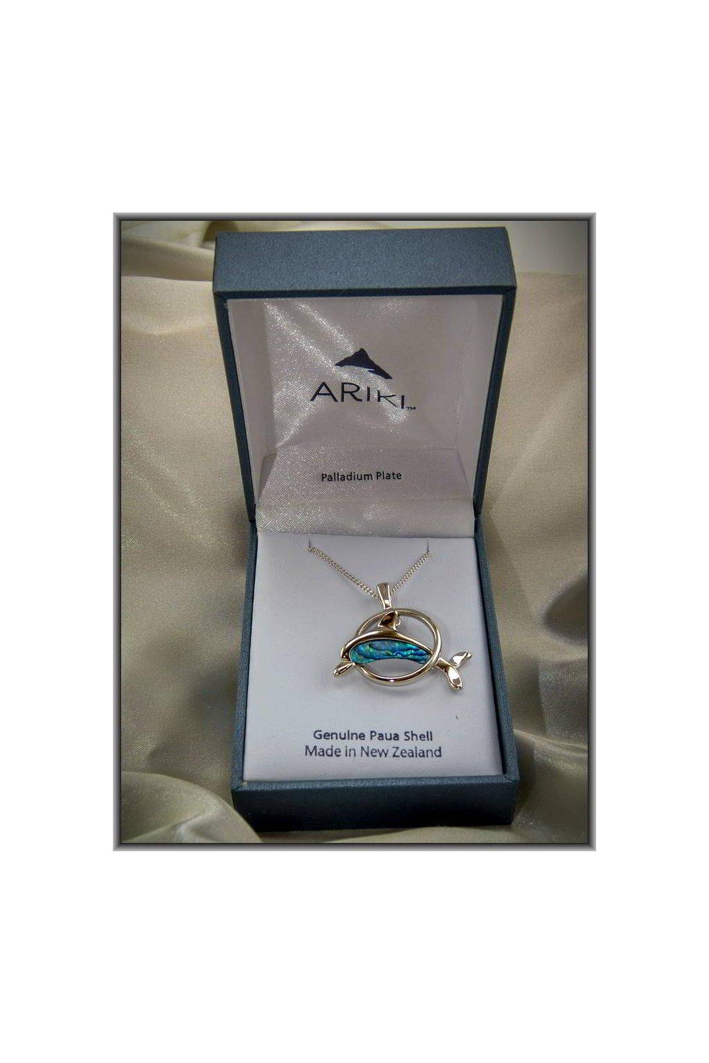 Ariki Přívěsek delfín