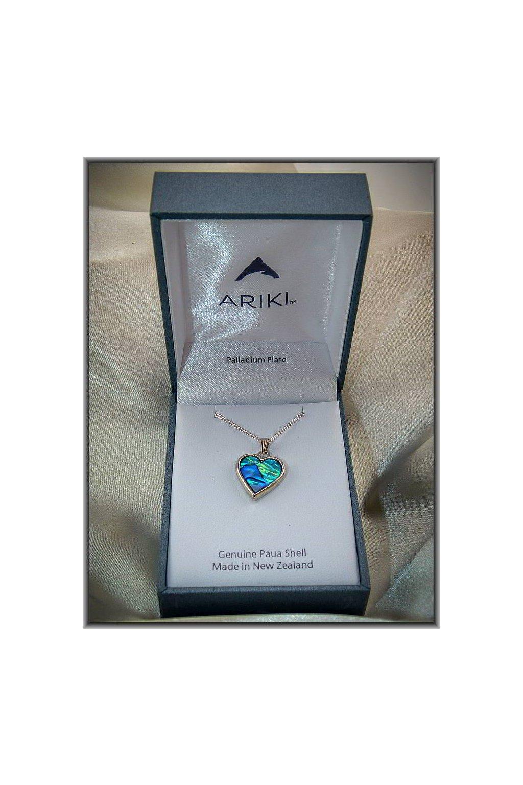 Ariki Přívěsek srdce