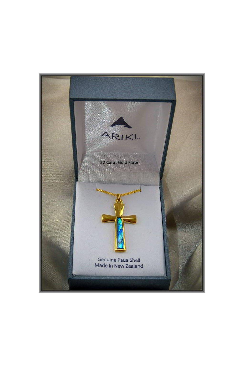 Ariki Přívěsek kříž