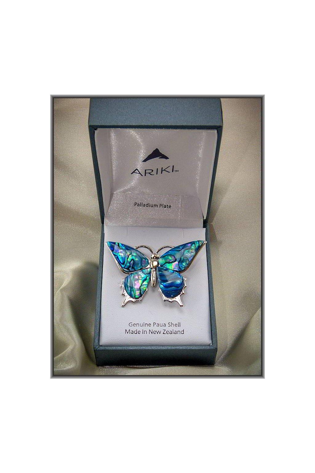 Ariki Motýl