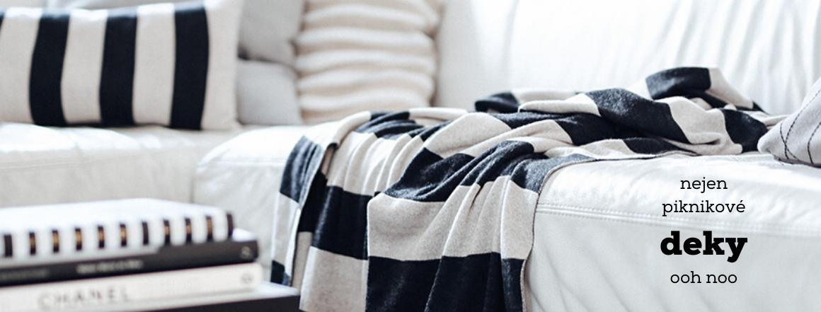 deky nejen na letní pikniki