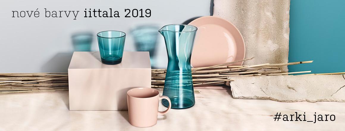 nové barvy iittala 2019