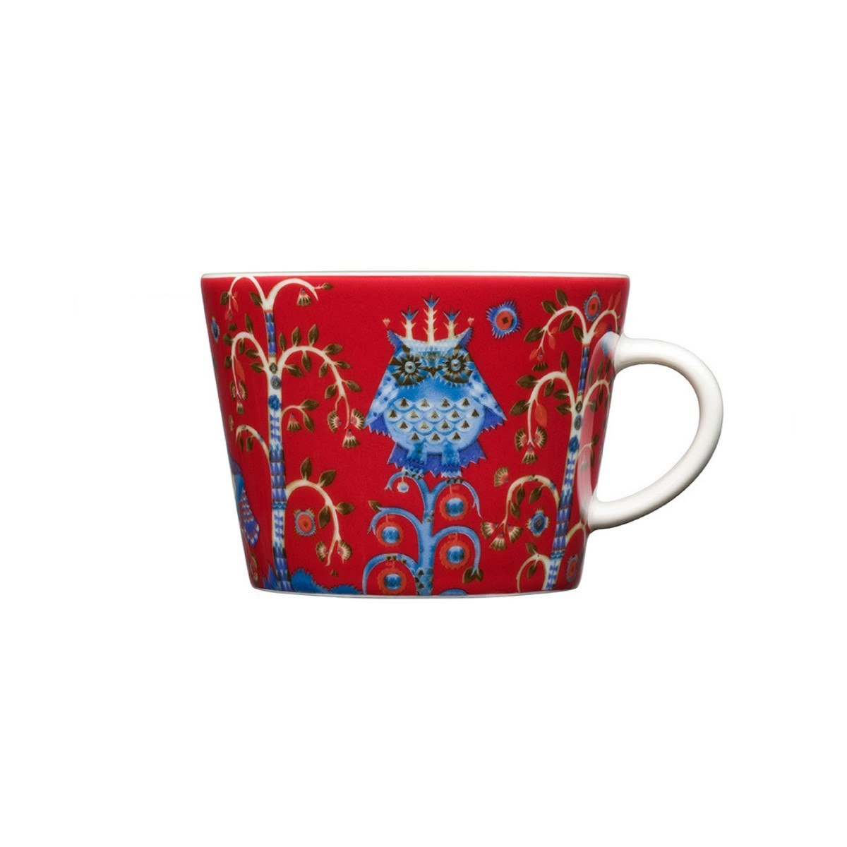 Taika_cappuccino_cup_0.2L_red_LR