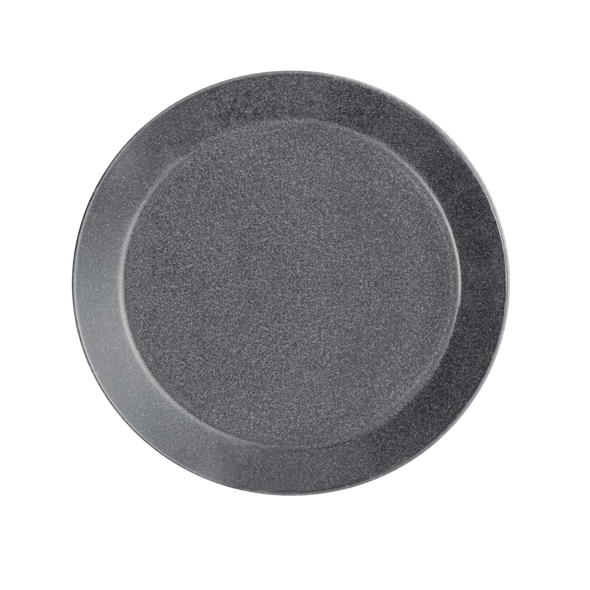 Teema_plate_21cm_dotted_grey