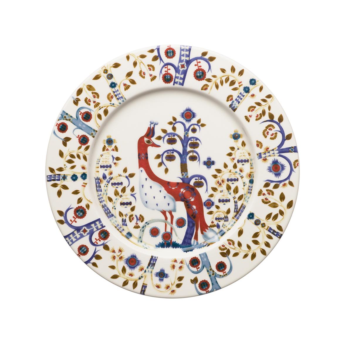 Taika_plate_22cm_white