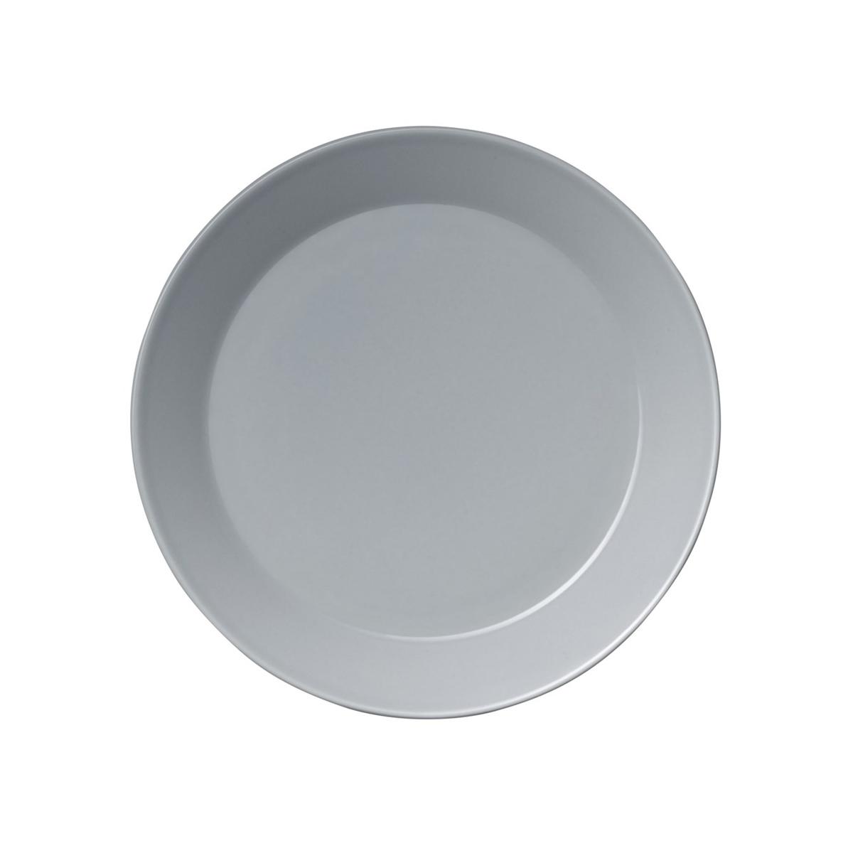 Teema_plate_17cm_pearl_grey