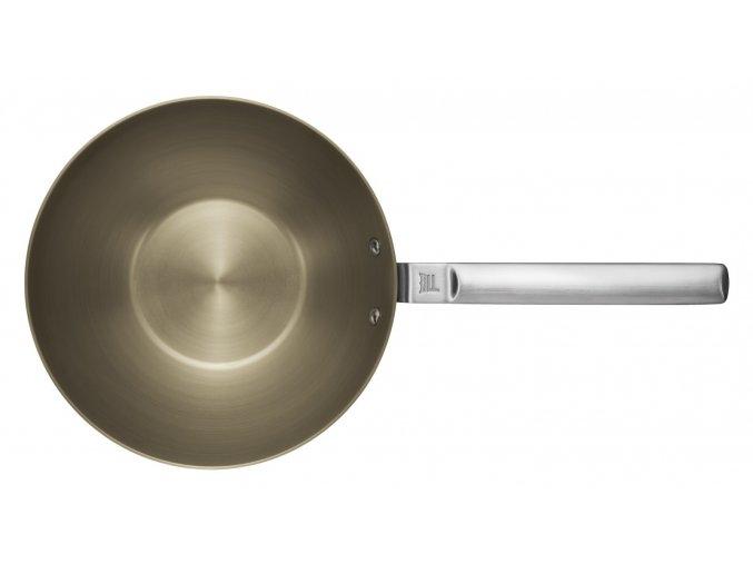 Nerezová pánev wok Norden 28 cm