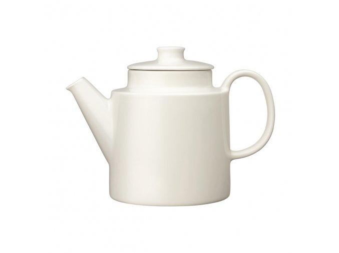 Čajová konvice Teema Iittala bílá
