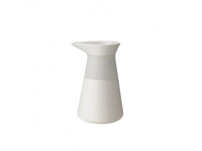 Theo milk jug white