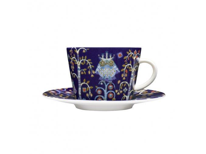 Taika cappuccino 0.2L blue