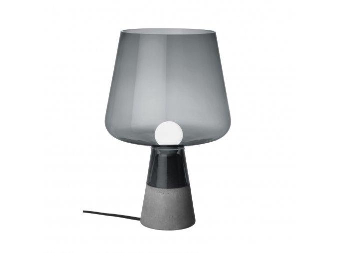 Stolní lampa Leimu iittala 38x25 cm šedá