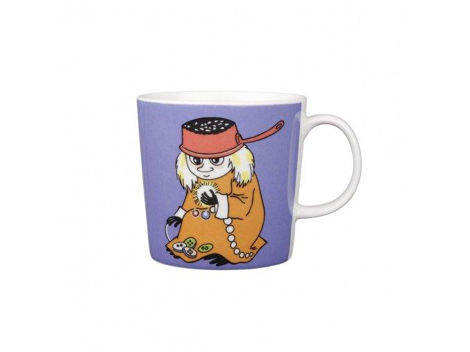 Hrnek Muminci Muddler, Arabia