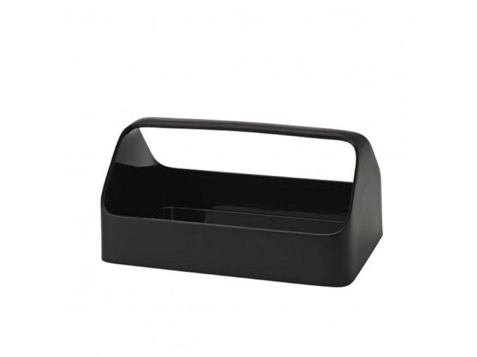 Přenosný box HANDY–BOX rig–tig černý