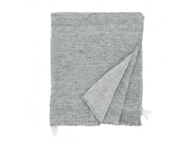 Cestovní osuška NYYTTI Lapuan Kankurit 95x180 cm světle šedá