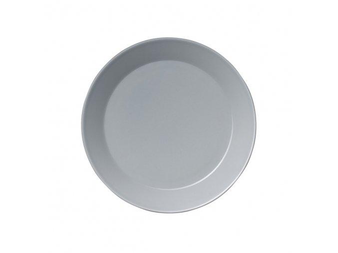 Talíř Teema iittala 17 cm světle šedý