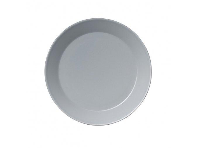 Talíř Teema iittala 21 cm světle šedý