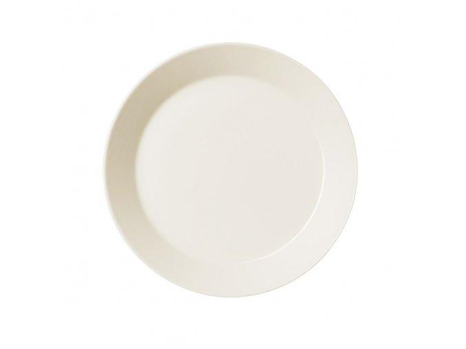 Talíř Teema iittala 21 cm bílý
