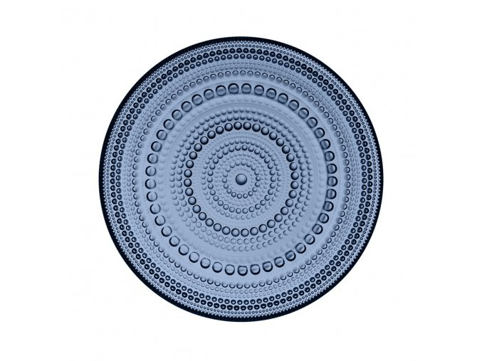 Talíř Kastehelmi iittala 24,8 cm šedomodrý