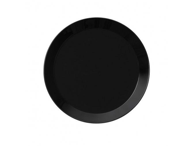 Talíř Teema iittala 21 cm černý