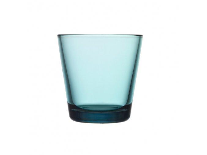 Sklenice Kartio iittala 0,21 l malá mořská modrá 2 ks