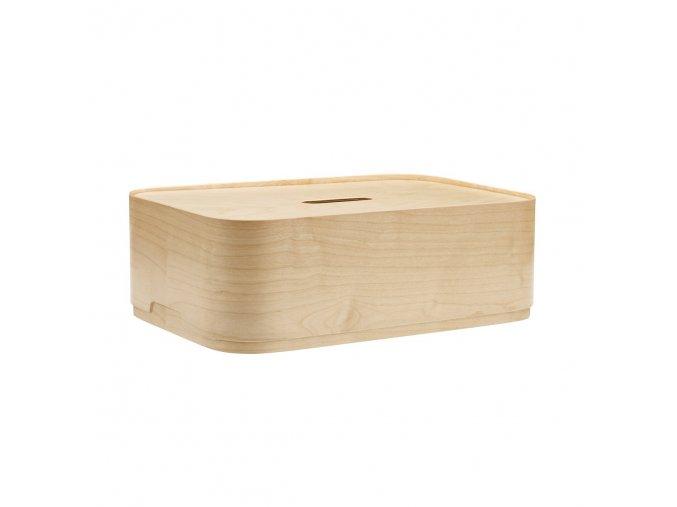 Box Vakka iittala 45x15x30 cm bříza